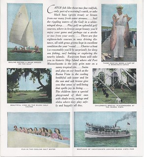 Biloxi, Mississippi, Hotel Buena Vista, Brochure