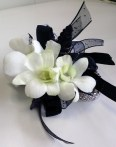 Black-White Prom - Shirley's Flowers & Gifts, Inc., in Rogers, Ark.