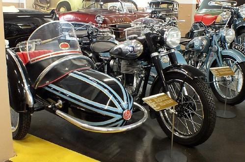 NSU Konsul II 498cc 1953