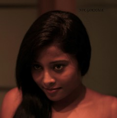 Mumbai Actress NIKITA GOKHALE Photos Set-2 (19)