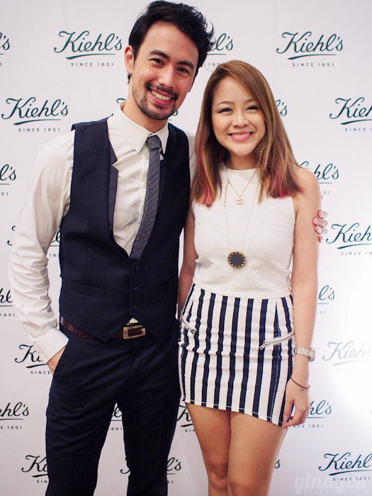 Kiehls Power House Event George Young