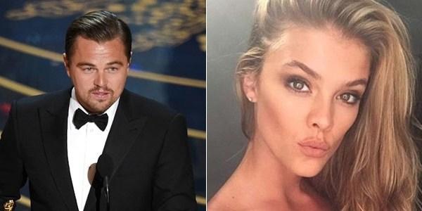Leonardo DiCaprio e namorada passam bem após acidente de carro