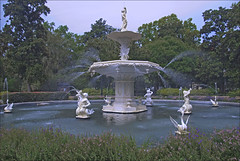 Forsyth Park Fountain -- Savannah (GA) 2012