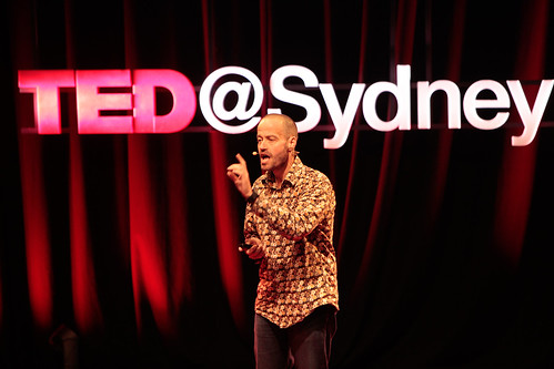 Adam Spencer | Mathematics Enthusiast | TED@Sydney