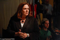 Candy Crowley 2012 Presidential Debate Moderator