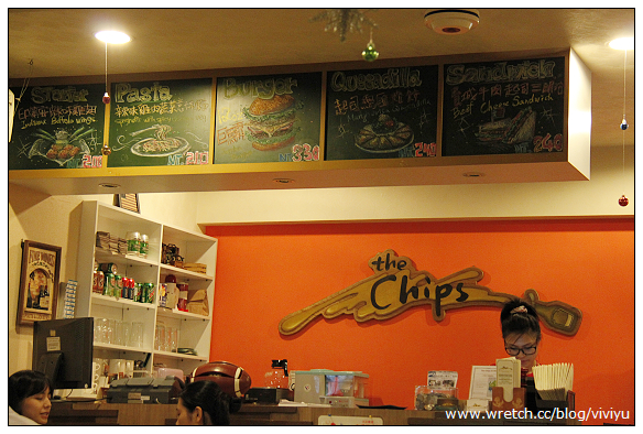 [體驗]the Chips.美式餐廳~倫敦奧運即時觀賽好去處 @VIVIYU小世界