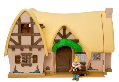 Snow White And The Seven Dwarfs Cottage Play Set