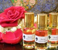 Pure Jasmine and Rose Oil - Perfume - All Natural Essential Rose and Jasmine Oil ~ Bridal Perfume