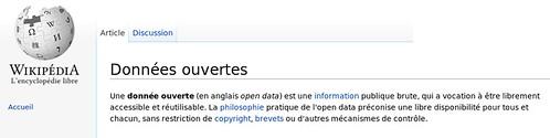 definition wikipedia opendata