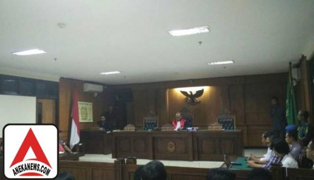 #Terkini: Hakim Tolak Gugatan Praperadilan Mahasiswa Papua