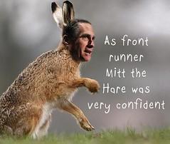 Mitt front runner
