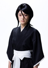 """5. Miki Satō as Rukia • <a style=""""font-size:0.8em;"""" href=""""http://www.flickr.com/photos/66379360@N02/7969974942/"""" target=""""_blank"""">View on Flickr</a>"""