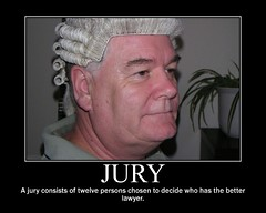 Jury Judge