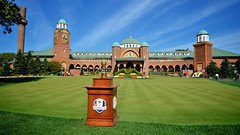 The Ryder Cup 2012
