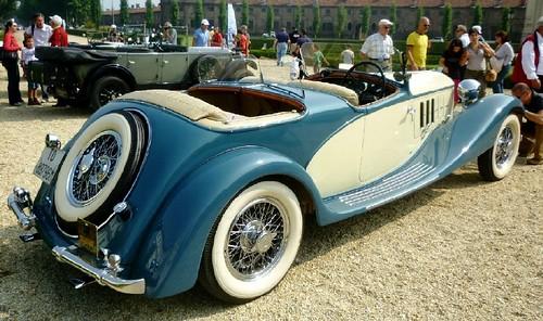 Lancia Astura sport Castagna 1933