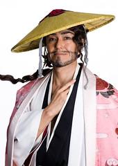 """9. Ishizaka Isamu as Shunsui Kyōraku • <a style=""""font-size:0.8em;"""" href=""""http://www.flickr.com/photos/66379360@N02/7969974156/"""" target=""""_blank"""">View on Flickr</a>"""