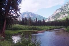 Los Pinos River, Colorado July 1994