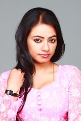 South actress Madhu Chanda Photos Set-2-Hot In Modern Dress (2)