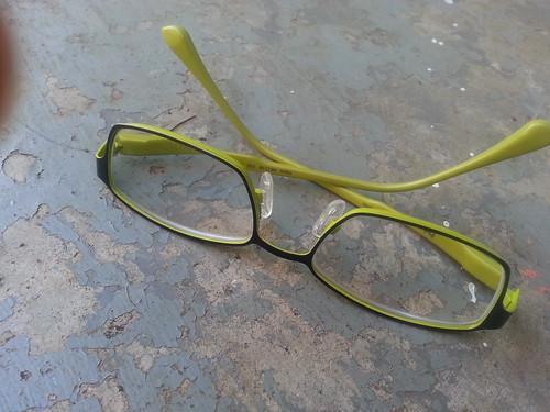 ian's new glasses