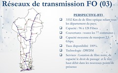 """Benin - National Fibre Optic Network • <a style=""""font-size:0.8em;"""" href=""""http://www.flickr.com/photos/78868639@N00/29792931121/"""" target=""""_blank"""">View on Flickr</a>"""