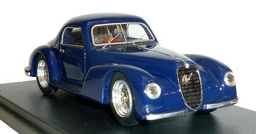 Alfa Model43 Alfa 6C 2500 Touring 1945