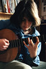 """Joel Cardwell on the Spanish guitar - 1999 • <a style=""""font-size:0.8em;"""" href=""""http://www.flickr.com/photos/87767114@N03/8104229616/"""" target=""""_blank"""">View on Flickr</a>"""