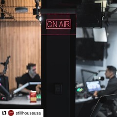 Be sure to check out our feature series with @stillhouseusa. Follow them for more coming soon!  #Repost @stillhouseusa ・・・ Find someone who challenges and forces you to see things differently.  Radio personalities Steve Covino and Rich Davis bring opposit