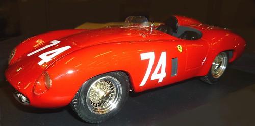 Ferrari 750 Monza Targa Florio 55