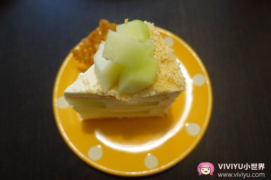 Hidden Dream,下午茶,嚐夢甜點,桃園夜市,桃園甜點,桃園美食,水果塔,蛋糕 @VIVIYU小世界