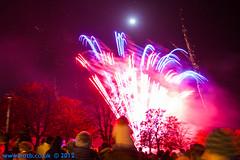 Beaulieu Fireworks Display