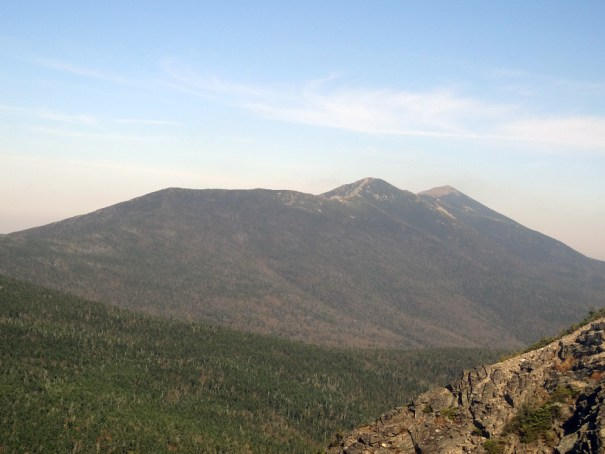 Mt. Flume View of Franconia Ridge