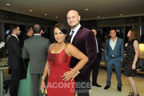 Mario e Ana Roque