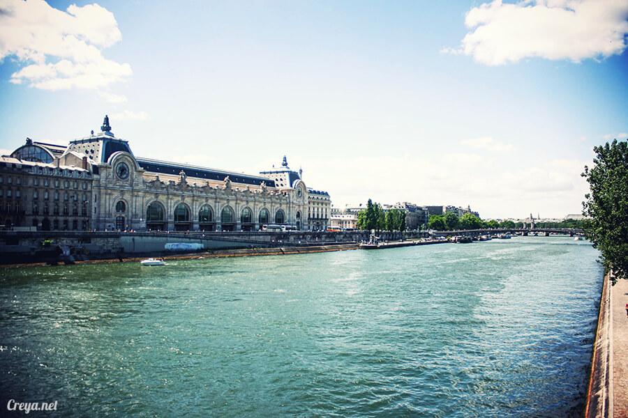 2016.8.28 | 看我的歐行腿| 法國巴黎凱旋門、香榭麗舍間的歷史之道 03