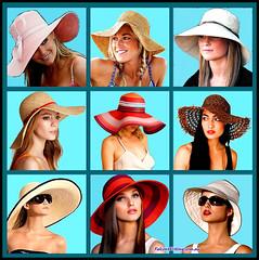 summer hats - 2012