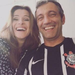 """Ingrid Guimarães homenageia Montagner, """"eternizado"""" em filme da dupla"""