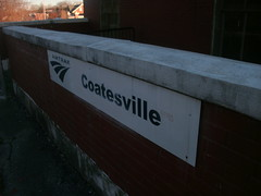 Coatesville Station