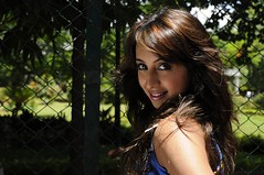 South Actress SANJJANAA Photos Set-7 (40)