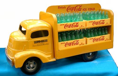 Smith Miller Coca Cola truck