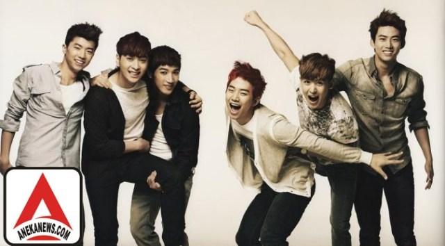 #Gosip Top :Rencanakan Comeback, 2PM Bakal 'Operasi Wajah'