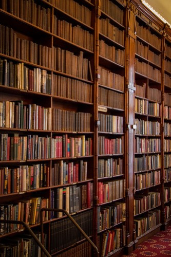 Library - Rand Club by andryn2006, on Flickr