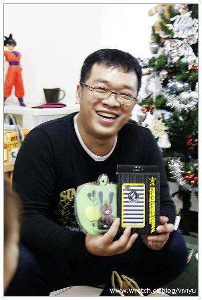 [聚會]2012年桃桃幫聖誕麻辣趴~抽禮物好刺激 @VIVIYU小世界
