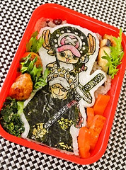"One Piece Bento 8 • <a style=""font-size:0.8em;"" href=""http://www.flickr.com/photos/66379360@N02/8428623811/"" target=""_blank"">View on Flickr</a>"