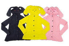 """Wooser-sama Knit Hoodie • <a style=""""font-size:0.8em;"""" href=""""http://www.flickr.com/photos/66379360@N02/8573870816/"""" target=""""_blank"""">View on Flickr</a>"""