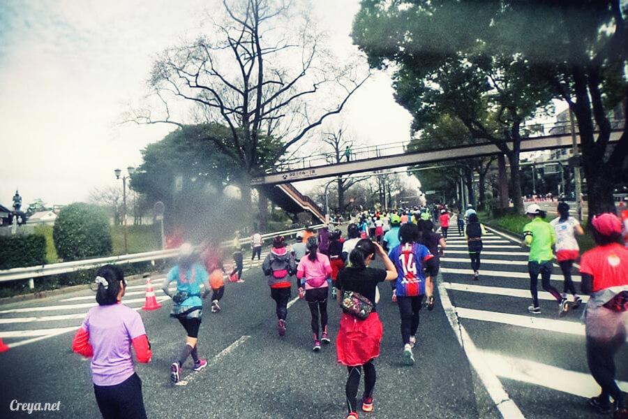 2016.09.18 | 跑腿小妞| 42 公里的笑容,2016 名古屋女子馬拉松 20