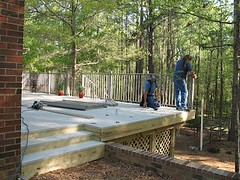 Available in 4', 5', and 6' kits, Wahoo Rail relies on the same true time tested low-maintenance solution as our AridDek aluminum decking; Marine-Grade Aluminum.