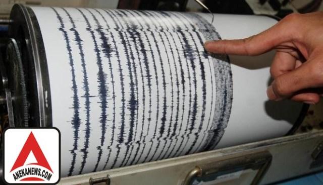 #Terkini: Gempa Tektonik Mengguncang Pulau Bangka