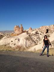 Actress Sanjjanaa holiday in Capadokiya (19)