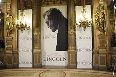 Lincoln, la película