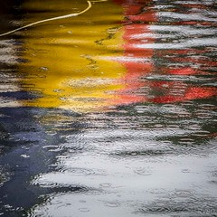 Il pleut sur Oban