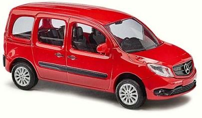 Busch M-B Citan minibus